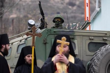 Священники УПЦ МП - пособники агрессора